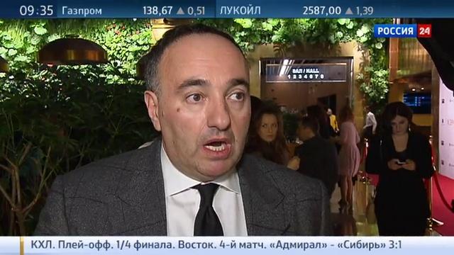 Новости на Россия 24 • Леонардо Ди Каприо получил долгожданный Оскар