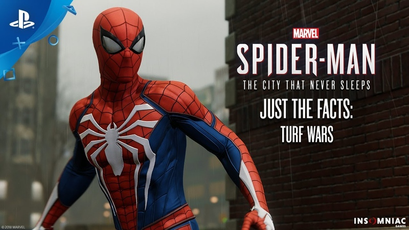 Marvel's Spider-Man Turf Wars – Just the Facts | PS4