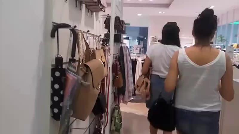Зарина шопинг тест