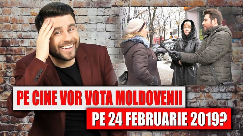 PE CINE VOR VOTA MOLDOVENII PE 24 FEBRUARIE 2019 NU M AM AȘTEPTAT LA ASEMENEA RĂSPUNSURI