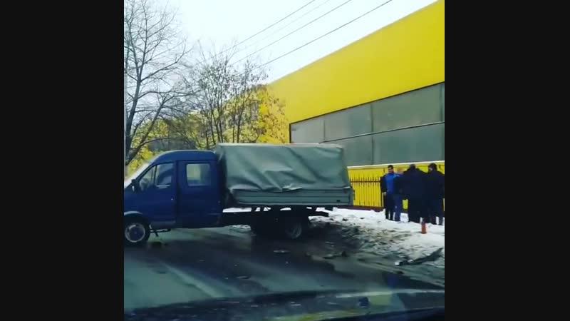 ДТП на Ул. Лобачева