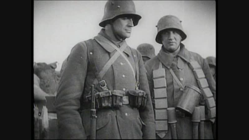 Западный фронт, 1918 год / Westfront 1918 / 1930. Режиссер: Георг Вильгельм Пабст.