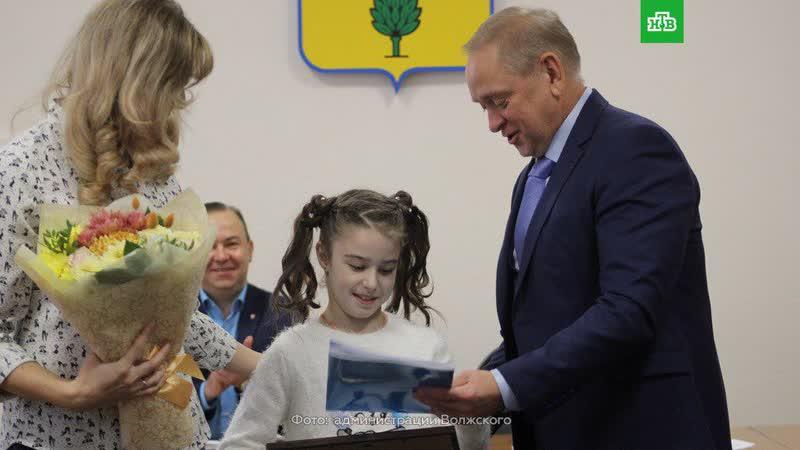 Десятилетняя школьница побила рекорд по подтягиванию