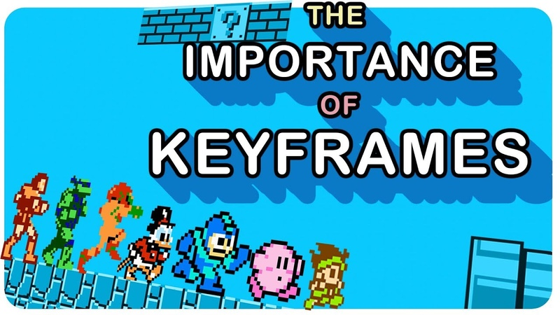 The Importance of Keyframes Run Cycles