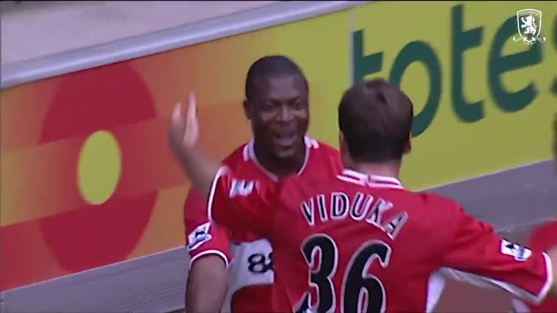 Boro's best four goals against Wigan Athletic at DW Stadium