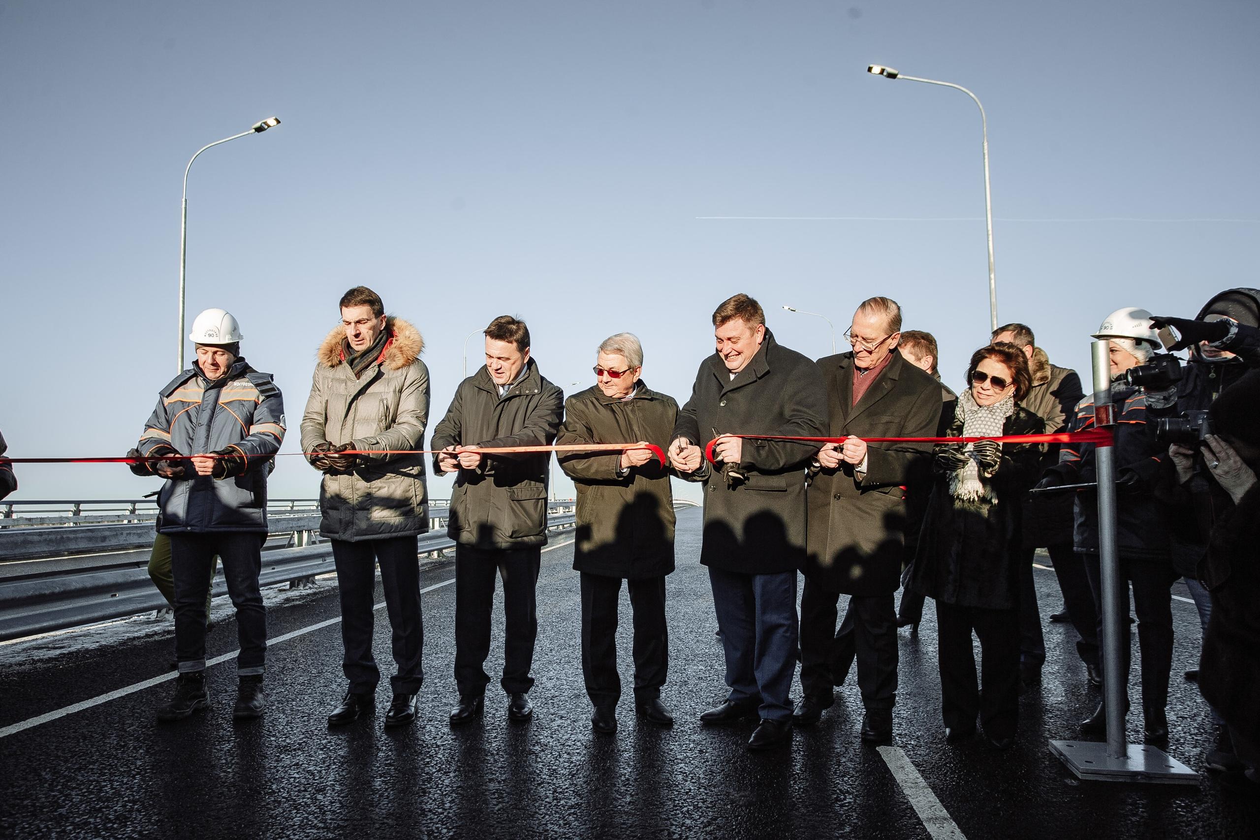 Мост через Волгу открыт уже год. Как он изменил жизнь Дубны