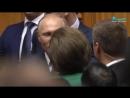 Путин в Таврическом дворце