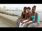 Где заняться любовью на Кубе. Скамейка любви. Куба. Гавана. Малекон. Malec