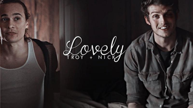 Lovely | Troy Nick (HBD DENISA♡)