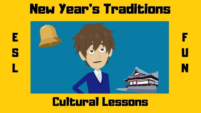 New Year's New Year's Traditions Cultural Awareness
