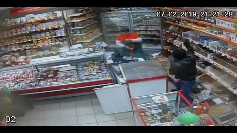 Ограбление магазинов в Златоусте