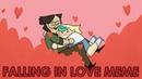 Falling in love meme Сказочный Патруль АУ Fantasy Patrol AU
