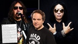 Eddie Trunk on Ace Frehley GOING OFF on Gene Simmons of KISS (1302019)