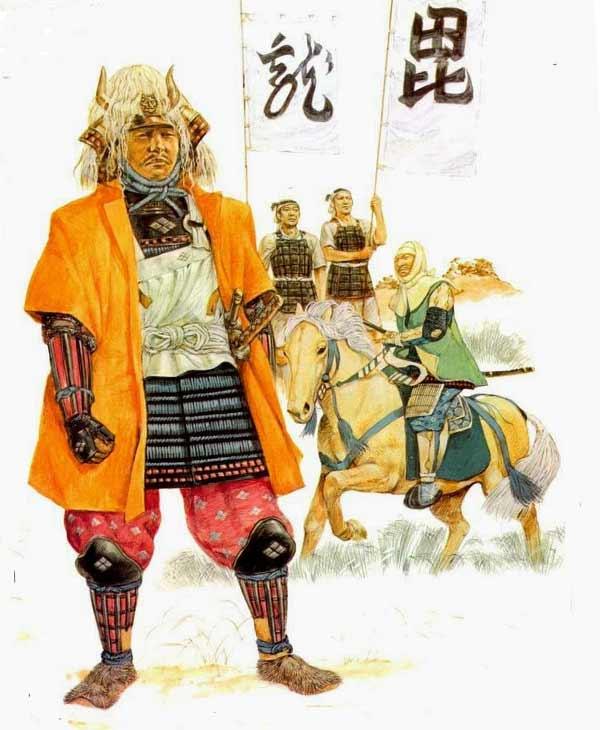 Военачальник самураев