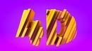 C4D Ultra-Beginner Tutorial - Motion Graphics Text Animation