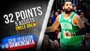 Kyrie Irving Full Highlights 2019.01.19 Celtics vs Hawks - 32 Pts, 5 Asts, UNCLE DREW! | FreeDawkins