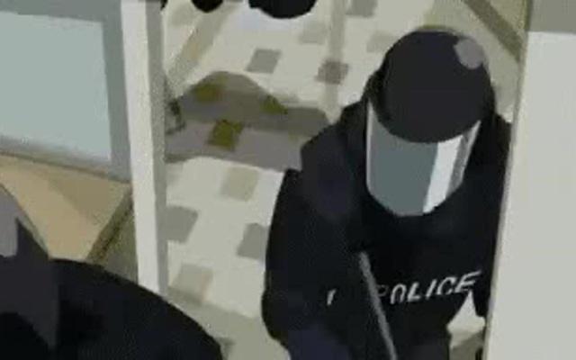 KRS-One Sound of da Police