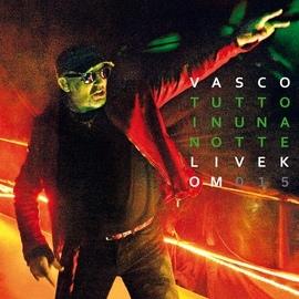 Vasco Rossi альбом Tutto In Una Notte