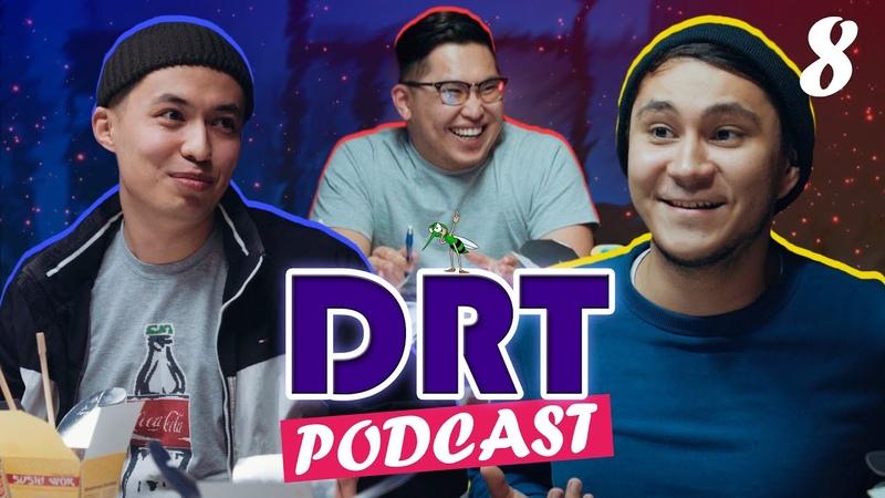 Расул и Айзатулла Равноправие Музыка в Казахстане Поток DRT Podcast 8