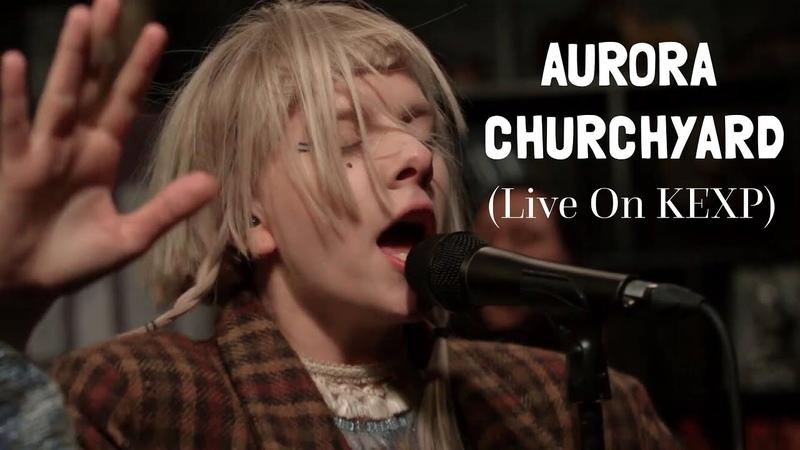 AURORA - Churchyard (Live on KEXP) Türkçe Altyazılı