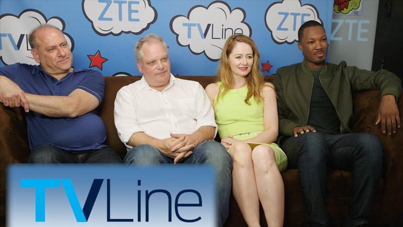 24 Legacy Interview | TVLine Studio Presented by ZTE | Comic-Con 2016