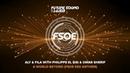 Aly Fila with Philippe El Sisi Omar Sherif A World Beyond FSOE 550 Anthem