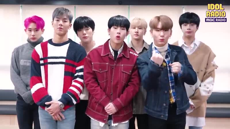 [VK][19.02.19] message from MONSTA X to MBC Idol Radio Take 2. We Are Here