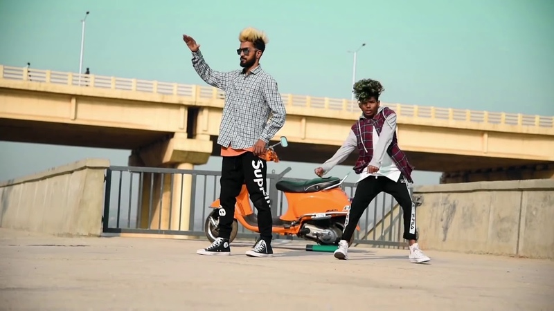 AANkh MARE FREESTYLE popping DANCE D BLoND CREw