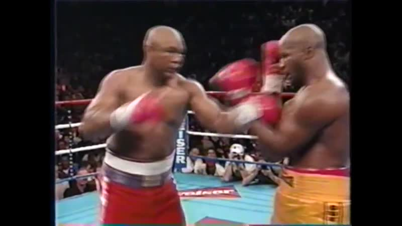 Michael Moorer vs George Foreman KO 1994