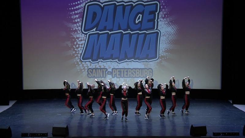 DANCE MANIA | RuDa_Project