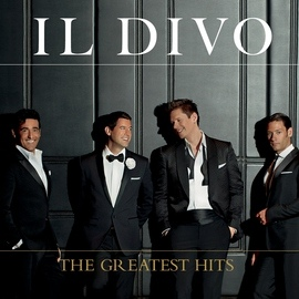 Il Divo альбом The Greatest Hits (Deluxe)