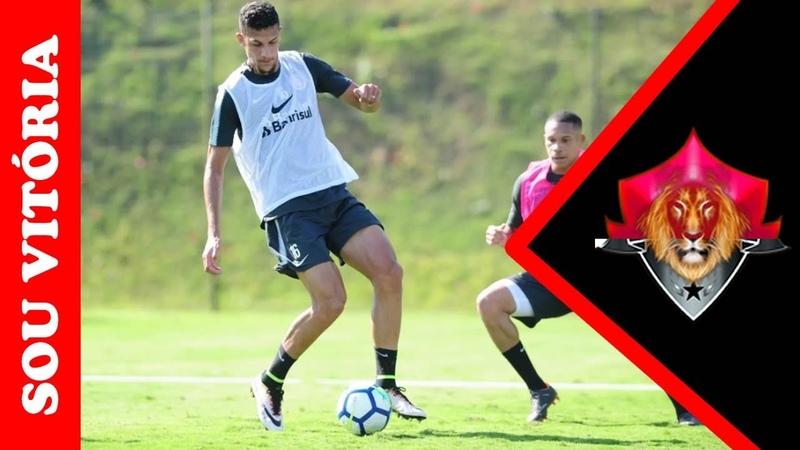 O Vitória está perto de anunciar sua primeira contratação para a temporada 2019