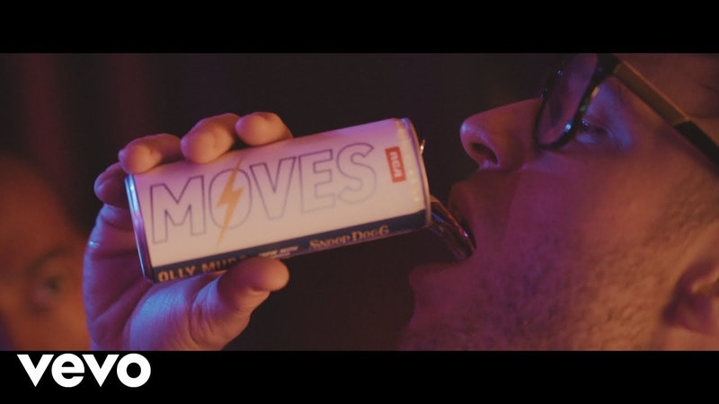 Olly Murs Moves Official Video ft Snoop Dogg