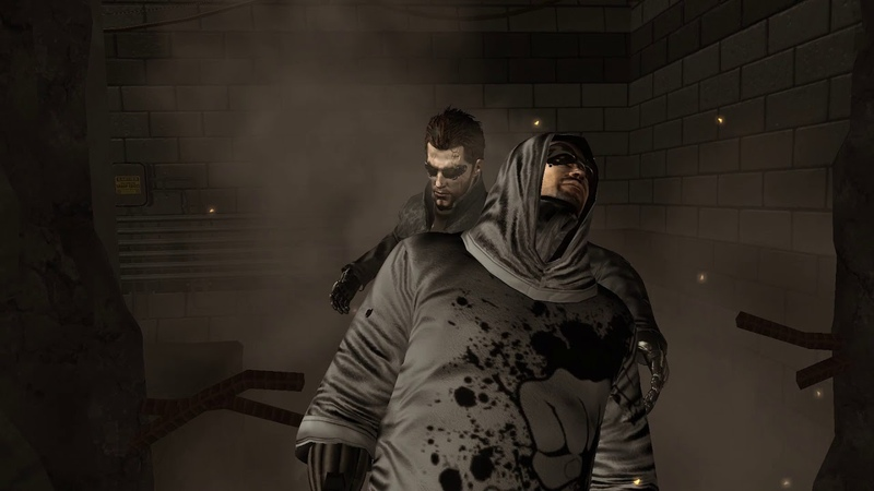 Deus Ex Human Revolution тут и подвалы и много итажки пролазил так что норм все тут