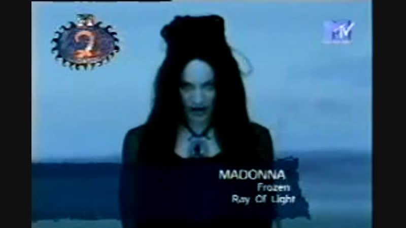 Madonna - frozen mtv asia