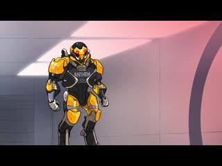 EA cucks Anthem