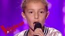 Beyoncé - Listen   Elodie   The Voice Kids France 2018   Blind Audition