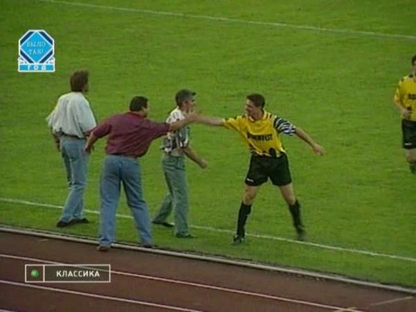 ЧР-1995. 11 тур. Локомотив 2-1 Ростсельмаш. Обзор матча (Футбольный клуб)