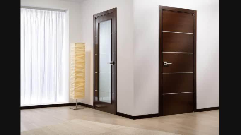 Рекомендации дизайнера по сочетанию цвета дверей, пола и плинтуса