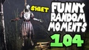 Dead by Daylight funny random moments montage 104