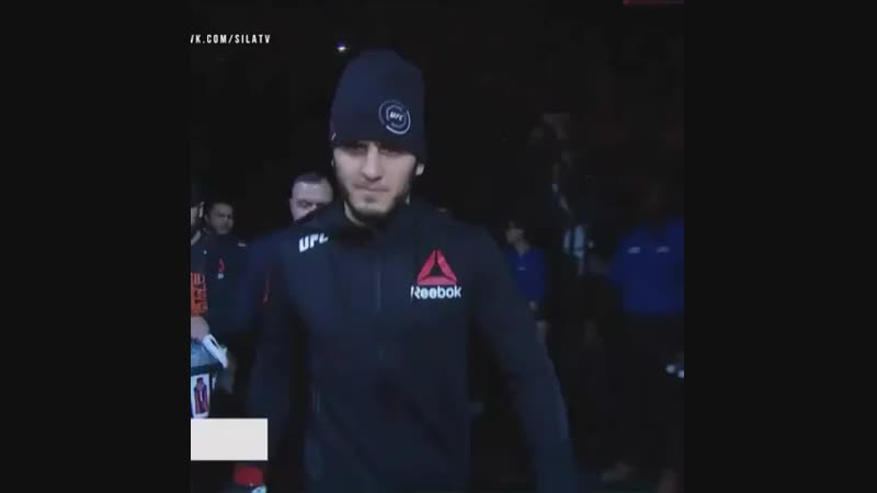 Islam Makhachev vs Gleison Tibau fight highlights