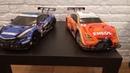 Unboxing Tamya Honda NSX and Lexus Eneos RC F