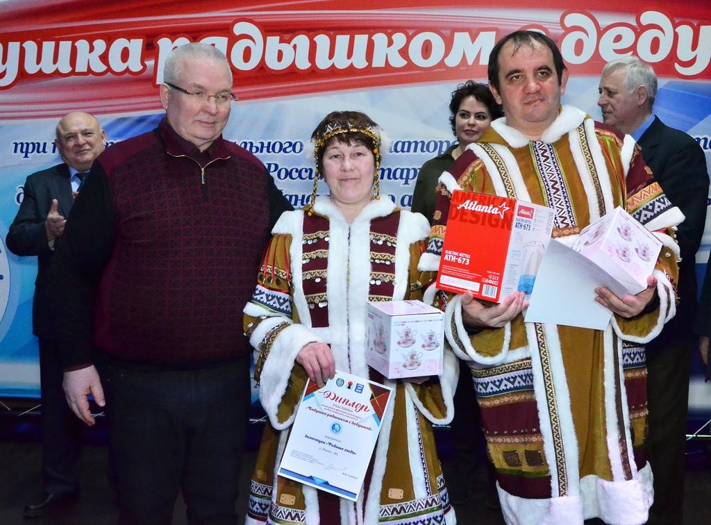В Нефтеюганском районе принята программа празднования Дня пожилого человека