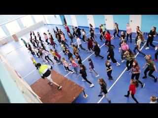 Hip-hop class by boris ryabinin // drive dance studio n.tagil