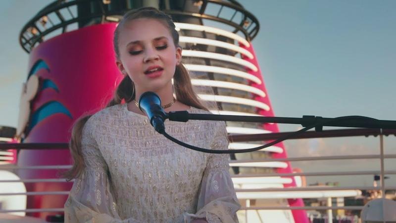 "Tegan Marie ""I Know How To Make A Boy Cry"" Aboard Disney Cruise Line | Radio Disney"