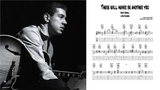 There will never be another you - Kenny Burrell (Transcription)