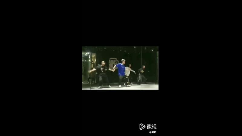 SHALL WE DANCE - 블락비Block B BY WangChenYi 王晨艺 - - PRODUCECAMP2019