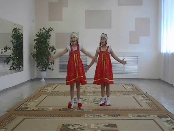 Танец Башмачки Муз рук Лешукова С В
