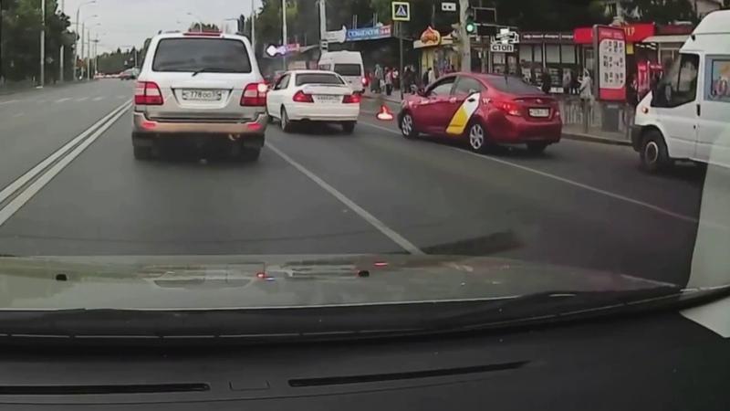 Загорелся авто на Водниках Омск 20 09 2018