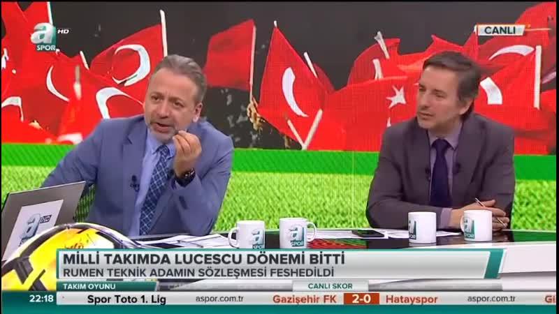 Lucescu Gönderildi Yerine Şenol Güneş Mi Geliyor - Erman Toroğlu Yorumları - Takım Oyunu